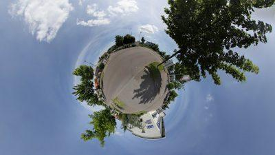 little-planet-aufnahmen