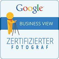 Zertifizierter Google Business View Fotograf