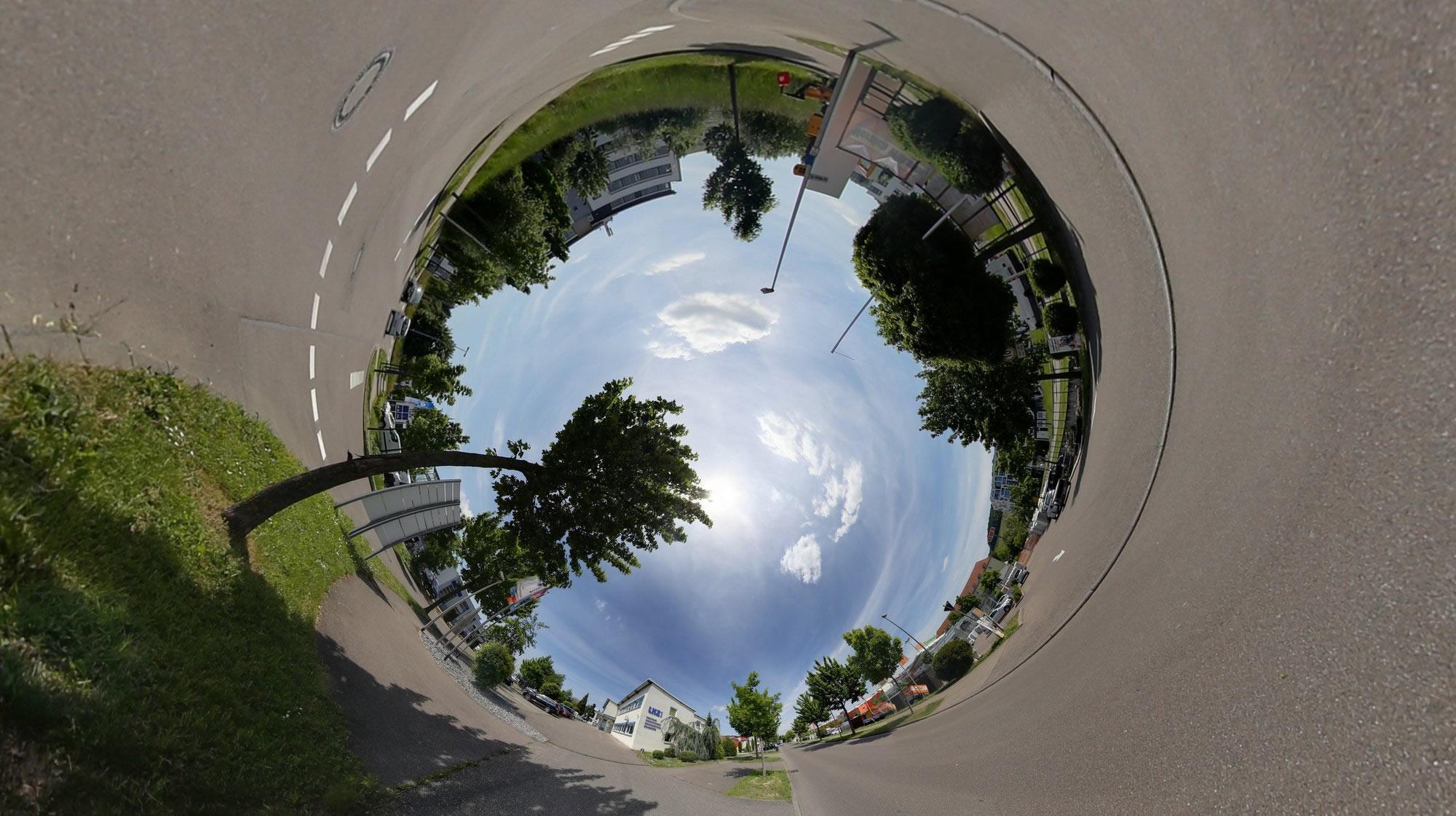 little planet 360-grad Bilder